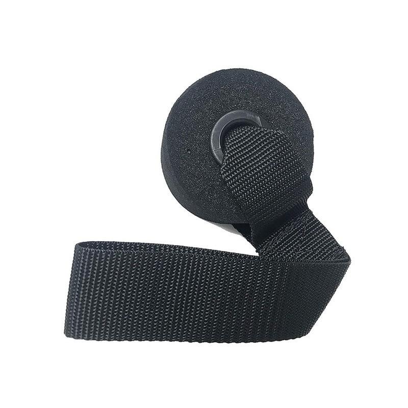 Anclaje de puerta Extra grande para adaptarse a d-handle interior bandas de resistencia hogar músculo entrenamiento ejercicio...