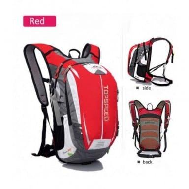 Mochila para bicicleta de 18 l, mochila para ciclismo, mochila para deportes al aire libre, mochila para hombre, senderismo, Cam