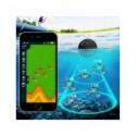 Buscador de peces Erchang XA02 para Fihsing 48m/160 pies profundidad inalámbrica ecosonda mar Lake Sonar portátil en almacén ...