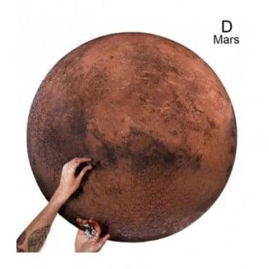 Rompecabezas de la luna y la tierra 1000 piezas difíciles para adultos puzle rompecabezas de juguete juguetes educativos niños r