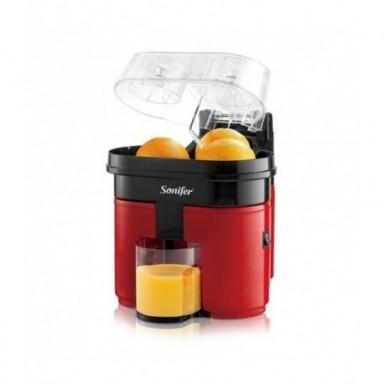 Exprimidor de jugo fresco eléctrico de naranja limón 90W con válvula antigoteo exprimidor de cítricos hogar 220V Sonifer
