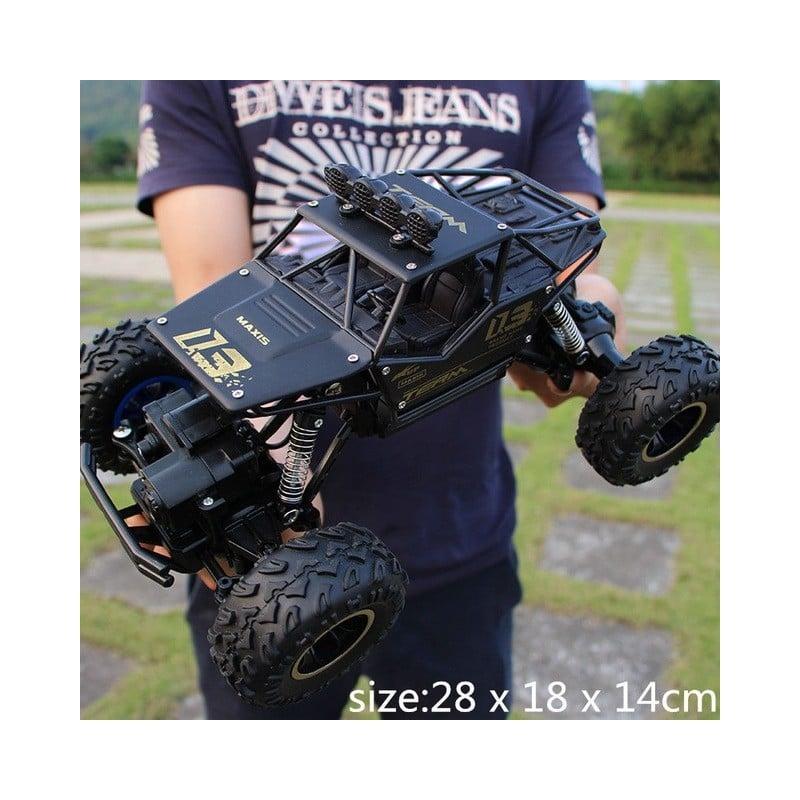 1:12 4WD RC coche versión actualizada 2,4G Radio Control RC coche juguetes Buggy 2020 camiones de alta velocidad todoterreno ...
