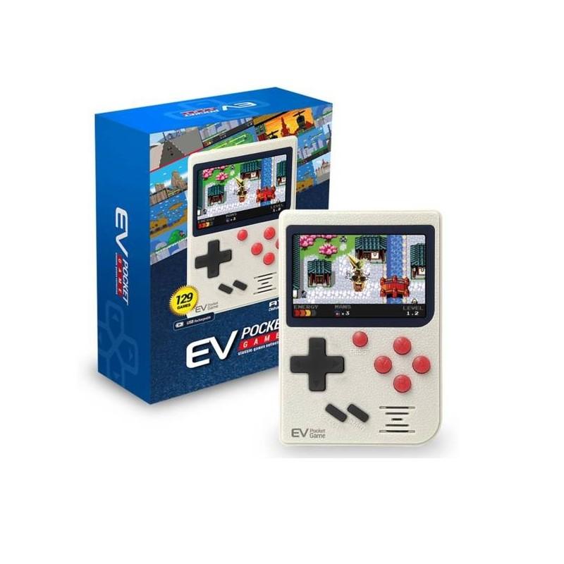 Ev Consola de Juego Portátil Boy 8642 Tecnología