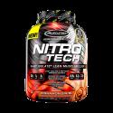 NITRO TECH 4LBS STRAWBERRY Suplementos Alimenticios