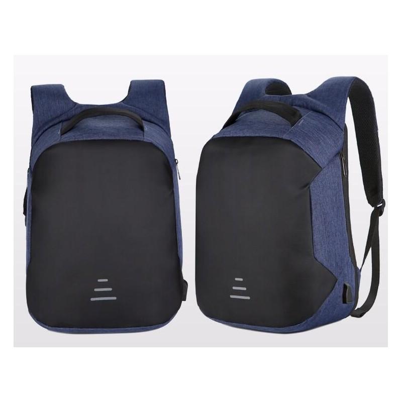 Mochila USB Blue 001BL Maletas