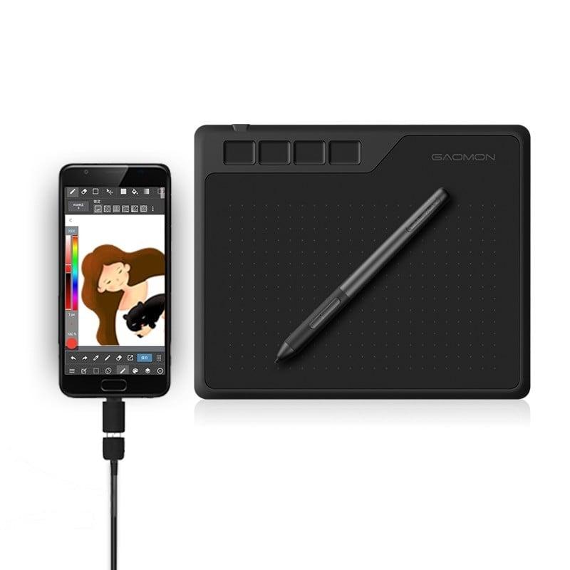 Tablet Grafico GAOMON S620 6,5 x 4 Pulgadas  Internacional