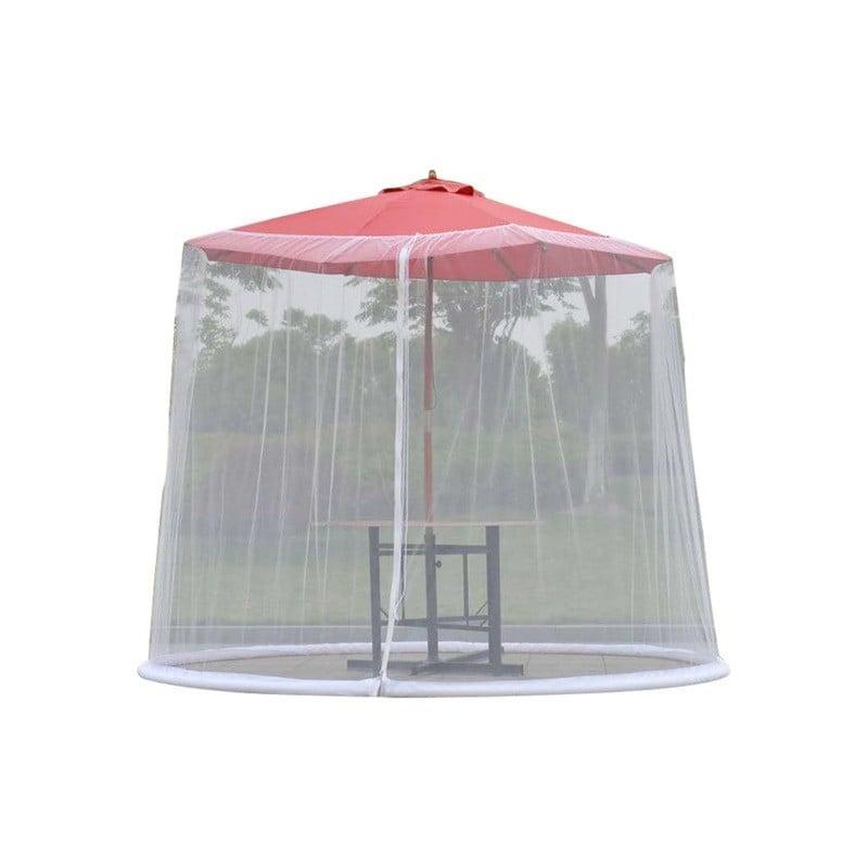 Mosquitera para jardín, Gazebo exterior, Red de Mosquito para tiendas, cubierta para el hogar, tienda con Red repelente de mo...