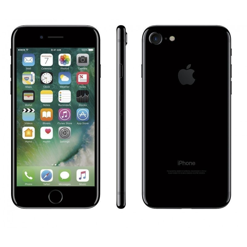 Iphone 7 256GB Black Seminuevo Celulares