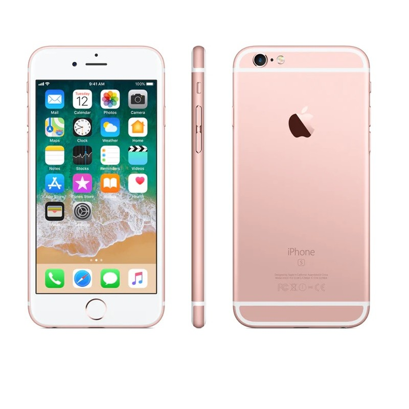Iphone 6S 64GB Rose Gold Seminuevo Celulares