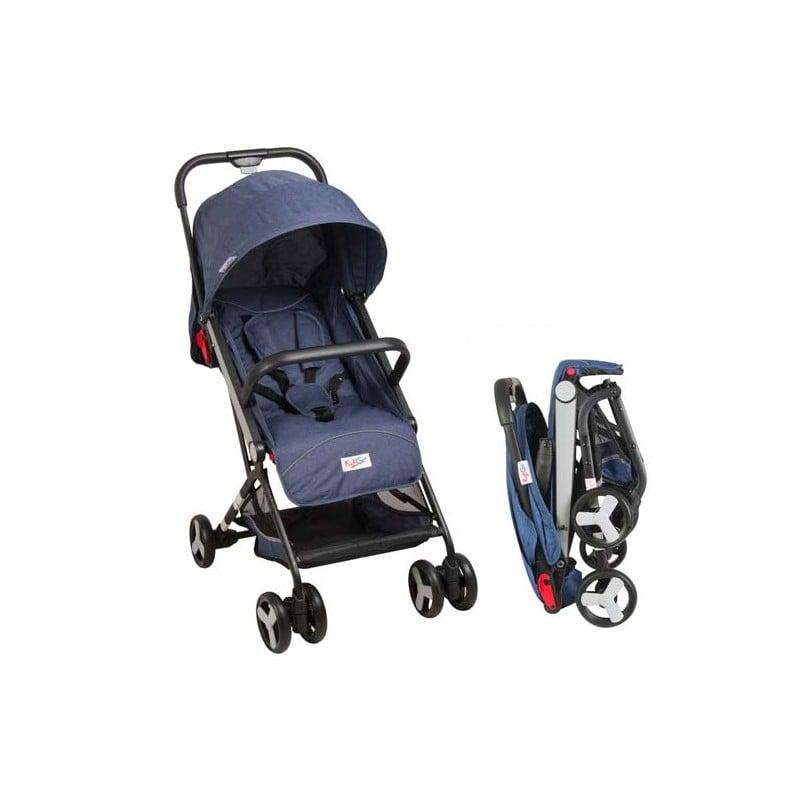 Coche Paseo Flex 5099 Azul Coches y sillas