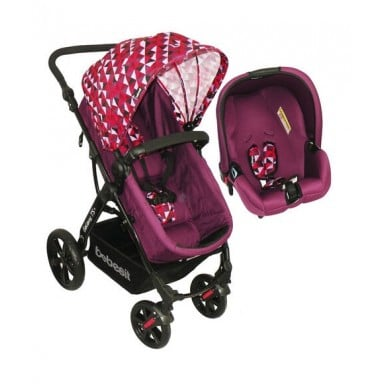 Coche Travel Magenta