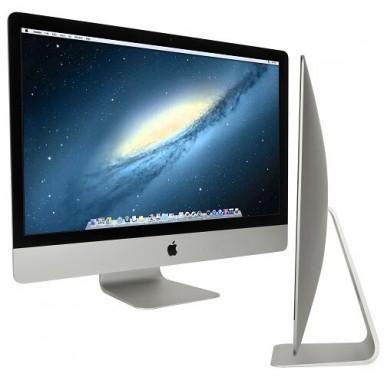 Apple iMac 27 Desktop Intel Core i7 3.40GHz 32GB RAM 3TB Fusion