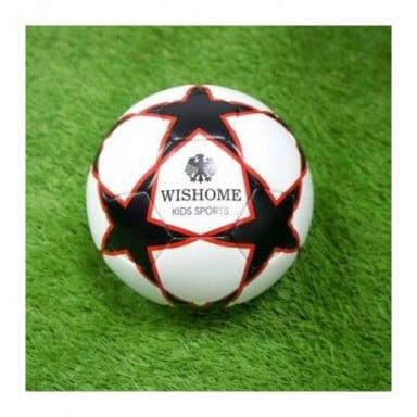 Portería de fútbol para niños WISHOME 2 en 1, portería de fútbol portátil, portería de fútbol para niños, GOL rojo para patio tr
