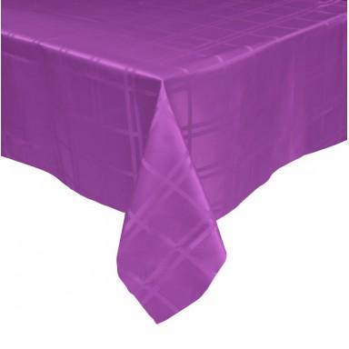 Mantel Roma 180x180 cm. Purple