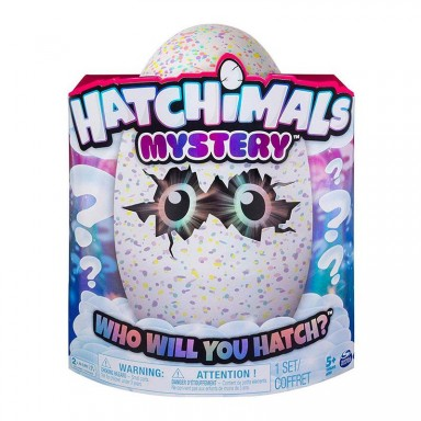 Hatchimals Peluche huevo coleccionable Mistery