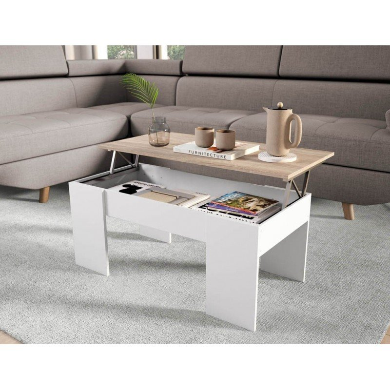 Mesa Multifuncional Wood Style Muebles