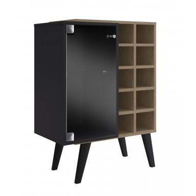 Mueble Bar 63x83x33 cm