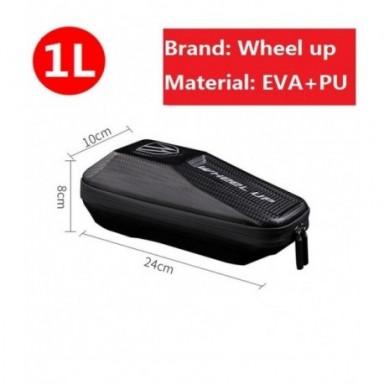 Bolsa frontal para patinete eléctrico Xiaomi M365, accesorios para Scooter, Universal, 3/4/5L, impermeable, bolsa de almacenamie
