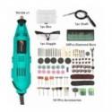 Minitaladro eléctrico de Tungfull, accesorios para taladro, brocas, herramientas de carpintería, herramienta rotativa eléctrica