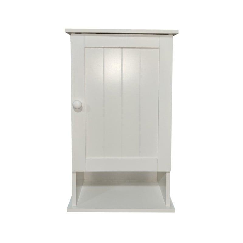 Gabinete de Baño Blanco Prestigious Muebles