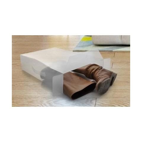 Pack de 5 cajas organizadoras para botas Inicio