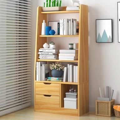 Librero con cajones Oak LBF01