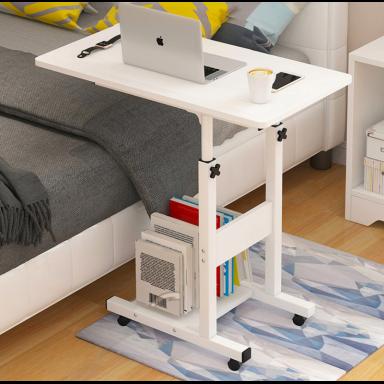 Mesa ajustable para computador LFL04 White