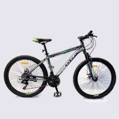 Bicicleta Bicystar Explorer aro 26 color Verde