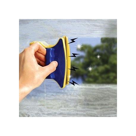 Limpiador de Vidrios Magnético Inicio