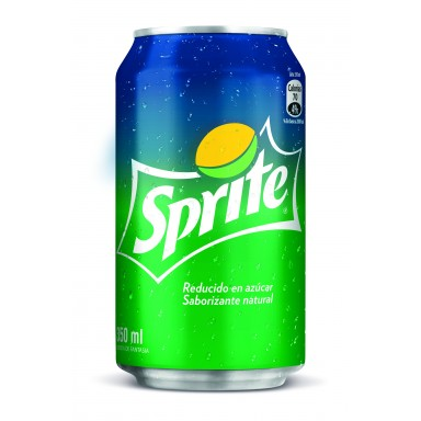 Pack 24  Latas de Sprite Regular, Zero o Light