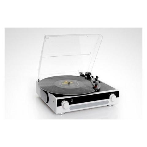 Tocadiscos Contemporaneo 3 Velocidades + Grabador a MP3 Tocadiscos y Tornamesas