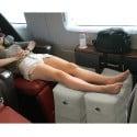 Almohada ajustable para viajes Outdoor
