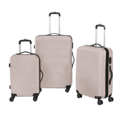 Set 3 maletas rigidas con giro 360° Inicio