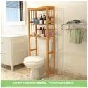 Rack de bambu para baño Muebles