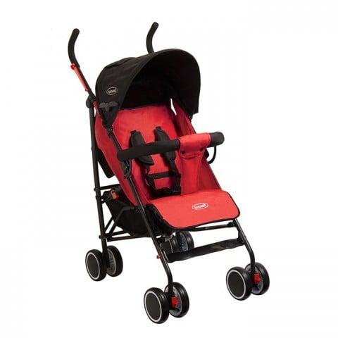 Coche Paragua Clap rojo Coches y sillas