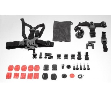 Kit de accesorios para Gopro 33 en 1