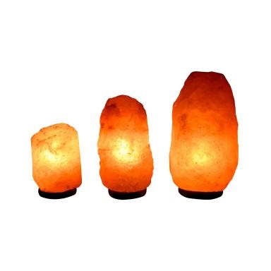 Lámpara de sal en tamaño a elección