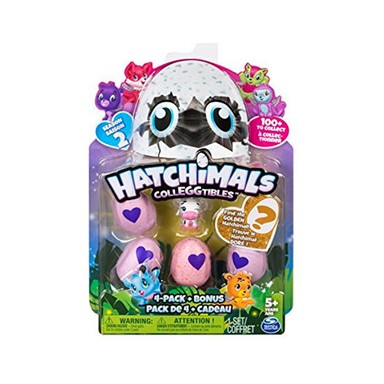 Hatchimals egg coleccionable 4 pk S2