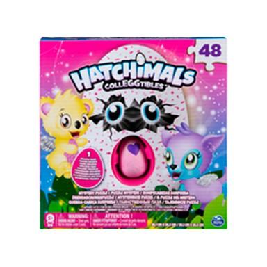 Hatchimals Puzzle 48 pzs + huevo