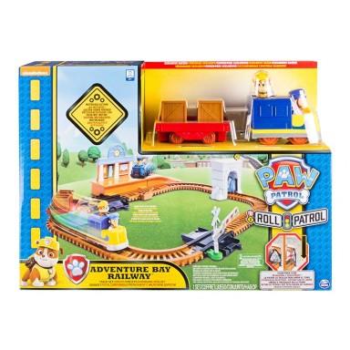 Paw Patrol Tren
