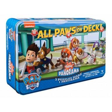 Paw Patrol Puzzle Panoramico