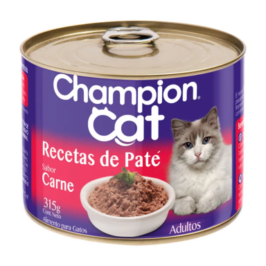 Champion Cat Lata Carne 24 x 315 g