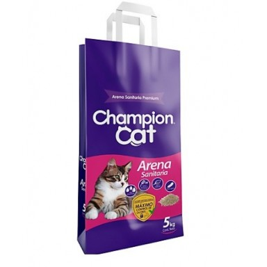 Arena Sanitaria Champion Cat 5 Kgrs