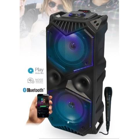 Parlante Microlab® 2H Rhymes Bluetooth & Karaoke Parlantes