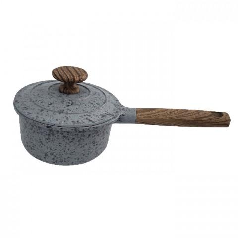 Olla de piedra con tapa Cocina