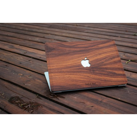 Macbook Air Cover Diseño Madera Tecnología & Audio