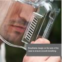 Gafas protectoras transparentes, gafas de seguridad antisalpicaduras, protección facial, gafas de seguridad de trabajo claras...