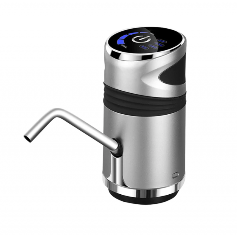 Bomba de botella de agua con carga USB, dispensador de agua eléctrico portátil y automático, interruptor de botella de agua p...