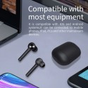 Auricular bluetooth inalámbrico Bluedio para teléfono, Auriculares deportivos estéreo con caja de carga y micrófono incorpora...