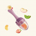 Mordedores de pezón para bebé con cadena de chupete, regalo, mordedor de comida fresca, alimentador de frutas para niños, ali...